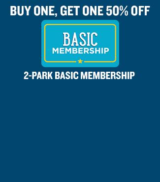 Busch Gardens Williamsburg Basic Membership