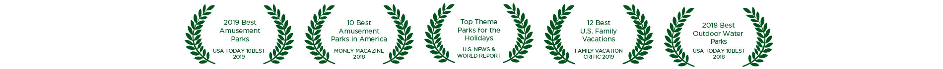 Busch Gardens Williamsburg | 2018 Best Amusement Parks - USA 10Best 2018 | 19 Best Amusement Parks in America - Money Magazine 2018 | Top Theme Parks for Holidays - U.S. News & World Report | 12 Best U.S. Family Vacations - Family Vacation Critic 2019 |Top Spring Break Destinations for Families - Tips for Family Trips 2018