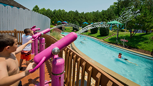 Things to do at Water Country USA in the summer