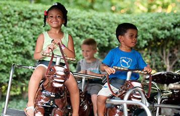 Li'l Clydes Kid-Friendly Ride