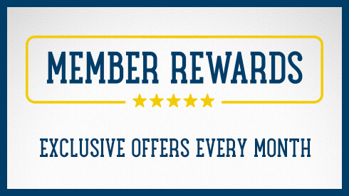 Being a Member has its perks. See all rewards, offers and discounts throughout the year, exclusive to Members