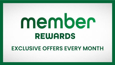 Member Rewards Every Month