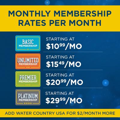 Member rates start at $10.99/mo