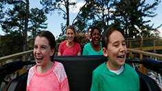 Busch Gardens Williamsburg Summer Camp