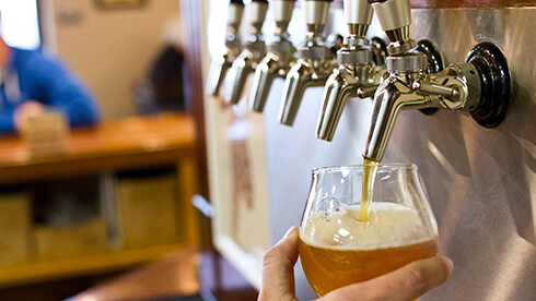 Hampton Roads has tons of local breweries that host frequent events and more