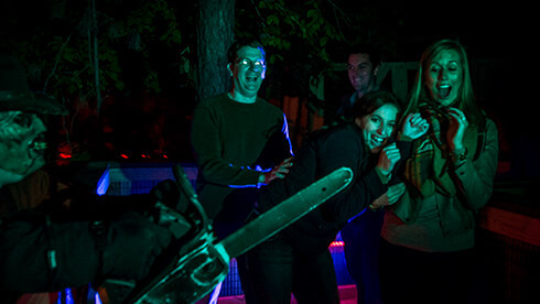 Fall brings Halloween scares at Busch Gardens Williamsburg