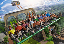 Finegan's Flyer - All-new Screamin Swing, Coming to Busch Gardens Williamsburg in 2019