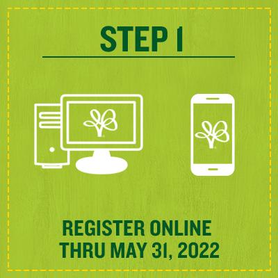 Register online for your child's Preschool Pass
