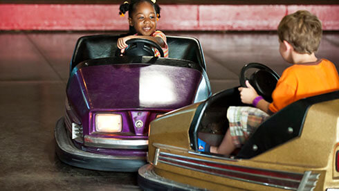 Der Autobahn Jr - Kids Bumper Cars