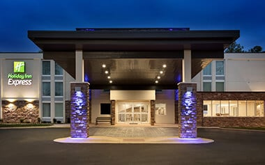 Holiday Inn Express Williamsburg Busch Gardens Area