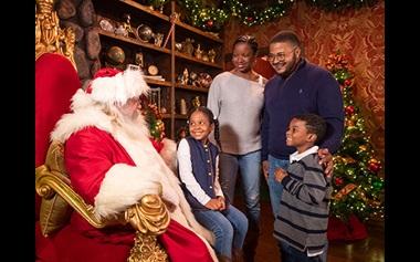 Busch Gardens Williamsburg Celebrate Christmas Vacation Package