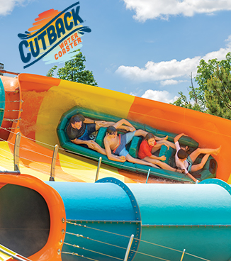 Cutback Water Coaster Opens May 24