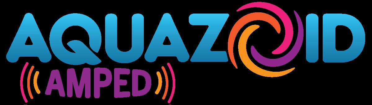 Aquazoid Amped Logo