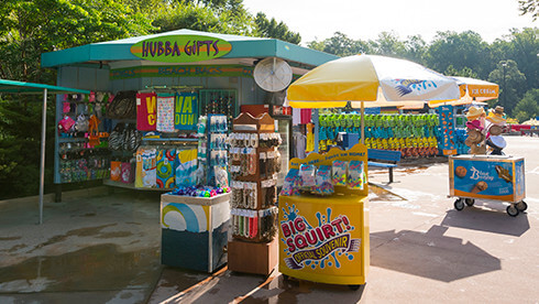 Hubba Gifts at Water Country USA