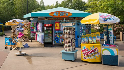 Jet Gifts at Water Country USA