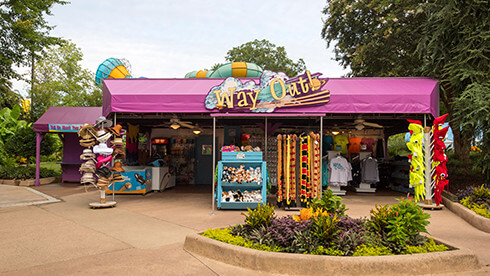 Way Out Gifts at Water Country USA