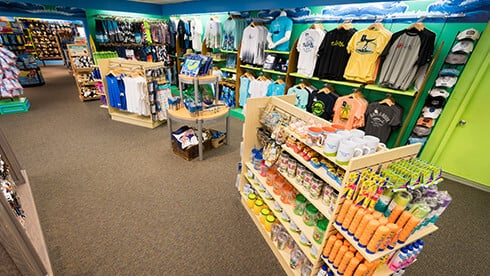 Wipeout Gifts & Apparel at Water Country USA