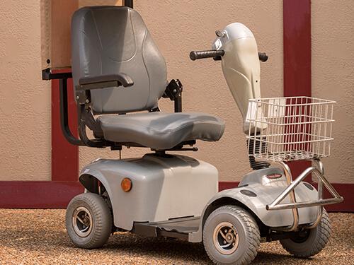 Busch Gardens Williamsburg Scooter Rental