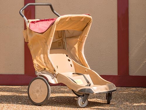 Busch Gardens Williamsburg Stroller Rental