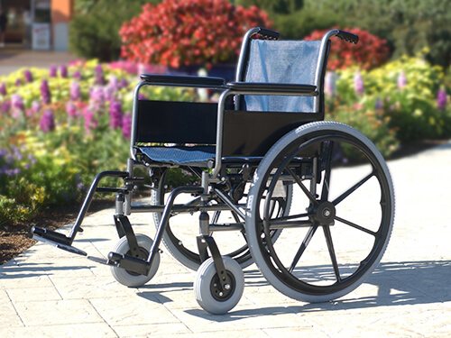 Make maneuvering around the park easier with a Busch Gardens Williamsburg Wheelchair Rental