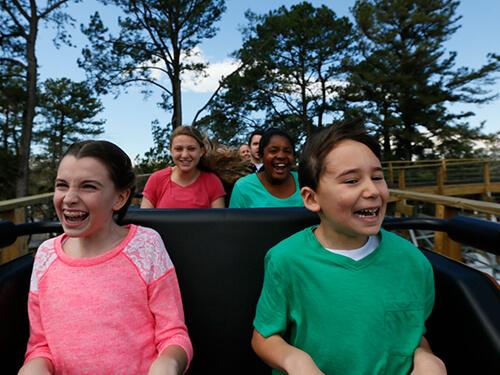Busch Gardens Williamsburg  Summer Day Camp