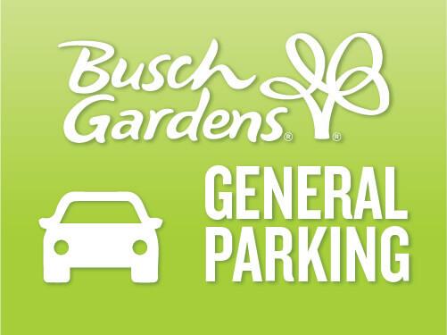 Busch Gardens Williamsburg 1-Day Parking