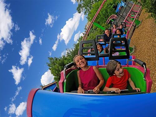 Busch Gardens Williamsburg Family Fun Tour