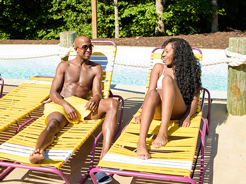 Water Country USA Hubba Hubba Lounger