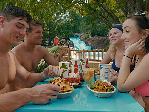 Water Country USA All-Day Dining +Drinks