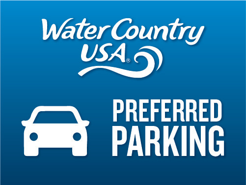 Water Country USA Preferred 1-Day Parking