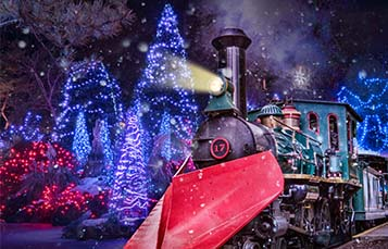 Christmas Town train image preview