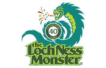 Loch Ness 40 logo