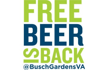 Free beer for members and pass holders