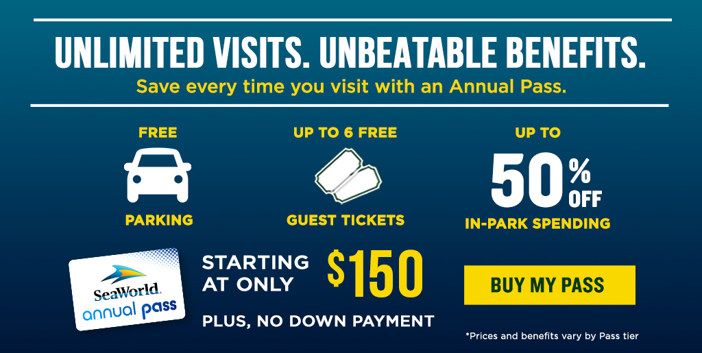 Limited-Time Offer: Save 20% on Select Annual Passes!